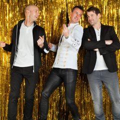 Maarten, Manfred & Philip